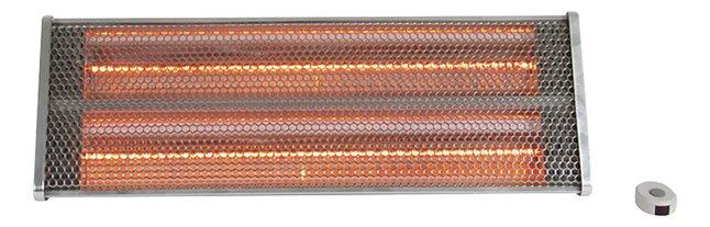 Afbeelding van Elektrische terrasverwarmer wandmodel from ColliShop