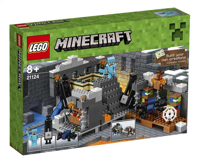 Image pour LEGO Minecraft 21124 Le portail de l'air à partir de ColliShop