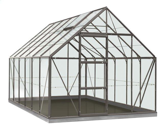 Image pour ACD serre Intro Grow Oliver 9.9 m² anthracite à partir de ColliShop