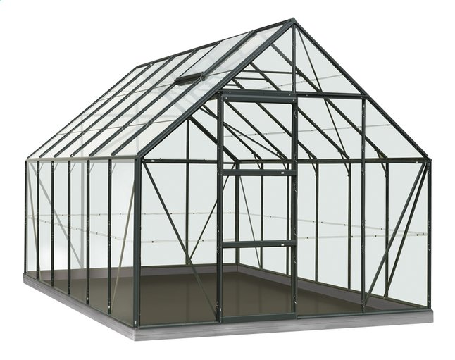 Afbeelding van ACD Serre Intro Grow Oliver 9.9 m² groen from ColliShop
