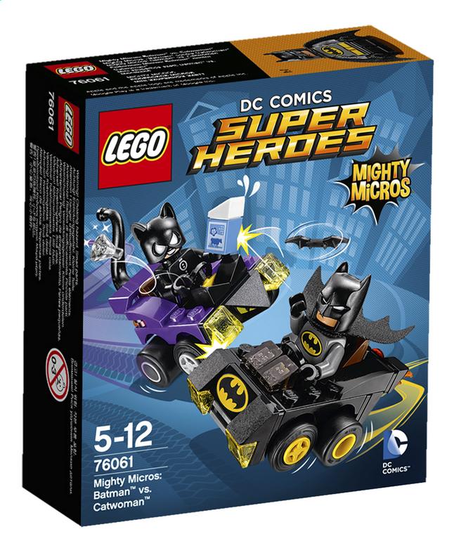 Afbeelding van LEGO Super Heroes 76061 Mighty Micros: Batman vs. Catwoman from ColliShop