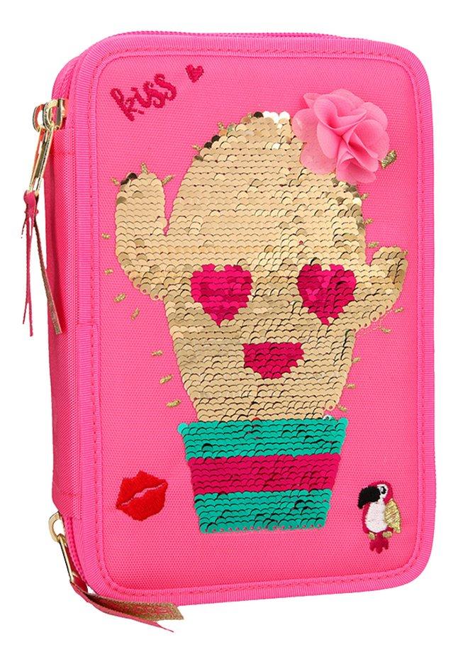 Afbeelding van Gevulde pennenzak TOPModel Cactus from ColliShop