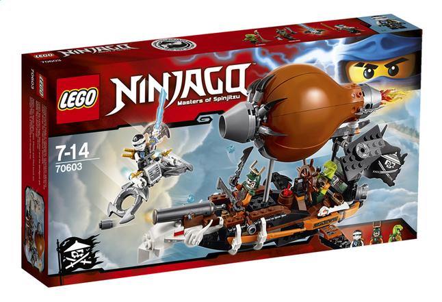Afbeelding van LEGO Ninjago 70603 Aanvalszeppelin from ColliShop