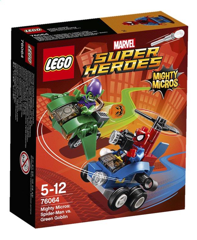 Image pour LEGO Super Heroes 76064 Mighty Micros: Spiderman vs. Green Goblin à partir de ColliShop