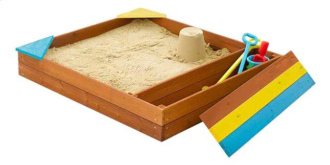 Plum bac à sable Store-it