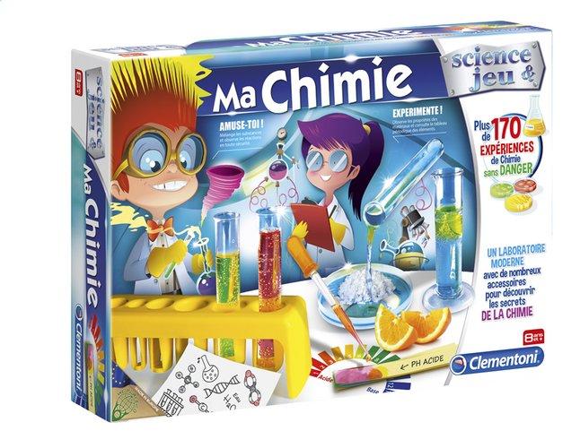 Image pour Clementoni Science et Jeu Ma Chimie à partir de ColliShop