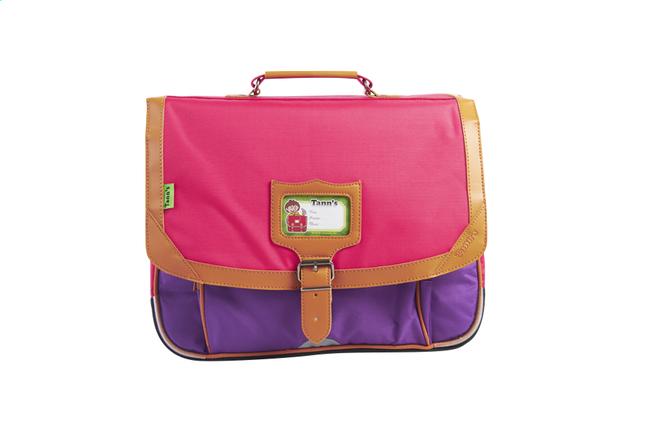 Image pour Tann's cartable Classic violet/rose 38 cm à partir de ColliShop