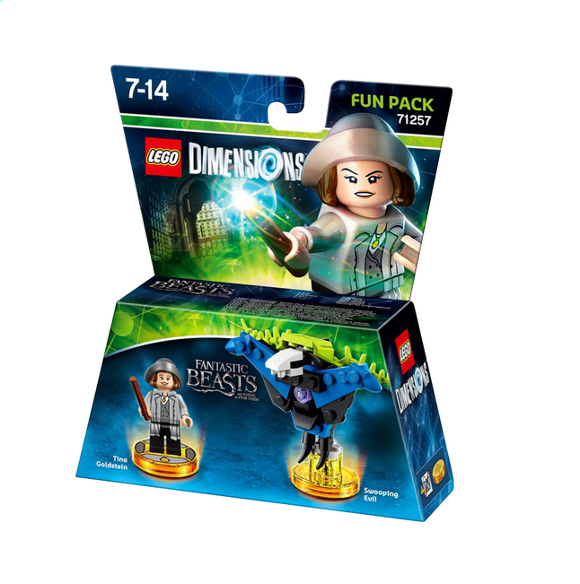 Afbeelding van LEGO Dimensions figuur Fun Pack 71257 Fantastic beasts FR/ENG from ColliShop