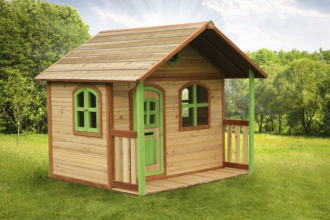 Image pour Maison en bois Milan à partir de ColliShop