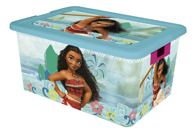 Afbeelding van Opbergbox Disney Vaiana 35L from ColliShop
