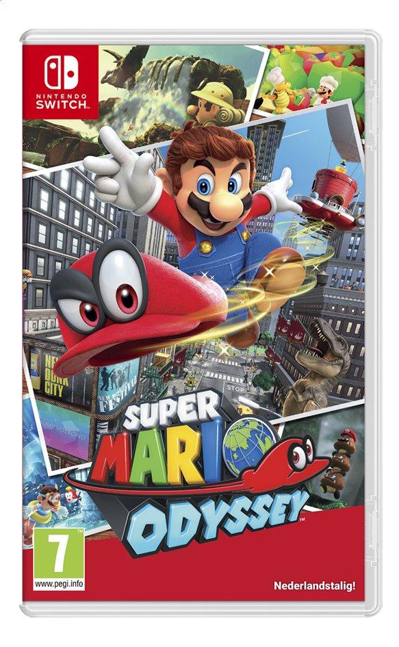 Afbeelding van Nintendo Switch Super Mario Odyssey NL from ColliShop