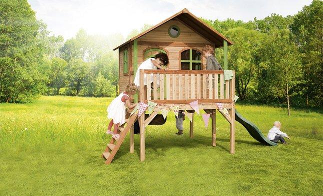 Image pour Maison en bois Sophie à partir de ColliShop