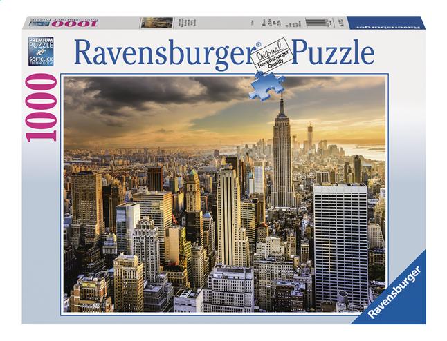 Image pour Ravensburger puzzle Magnifique ville de New York à partir de ColliShop
