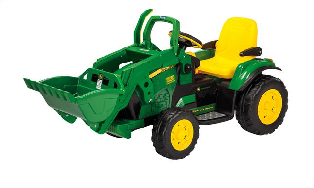 Image pour Peg-Pérego tracteur électrique John Deere Ground Loader à partir de ColliShop