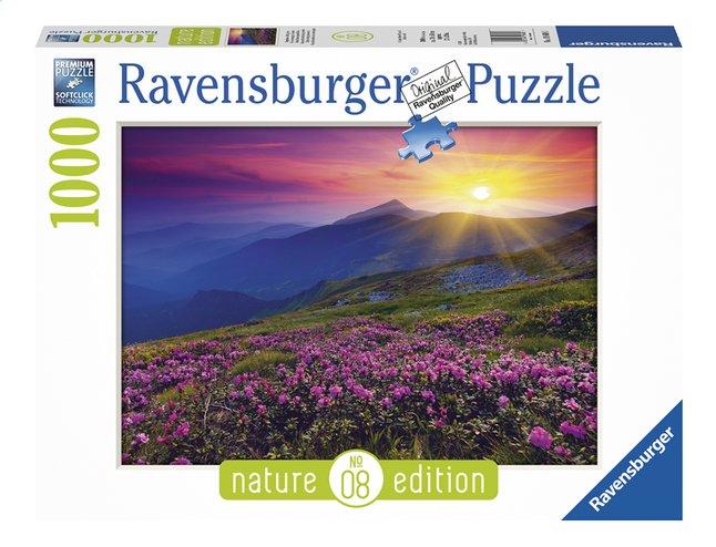 Image pour Ravensburger puzzle Prairie de Montagne au Petit Matin à partir de ColliShop