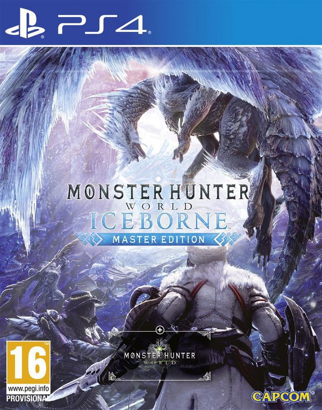 PS4 Monster Hunter World Iceborne Master Edition FR/ANG
