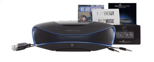 Image pour Energy Sistem haut-parleur Bluetooth Music Box BZ3 noir/bleu à partir de ColliShop