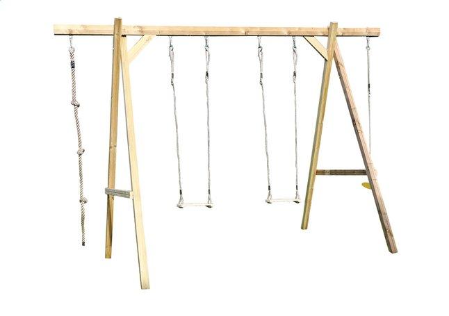 Image pour BnB Wood portique en bois Tilff à partir de ColliShop