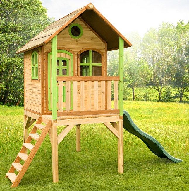 Image pour Maisonnette en bois Laura à partir de ColliShop