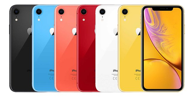 Image pour iPhone Xr 64 Go à partir de ColliShop