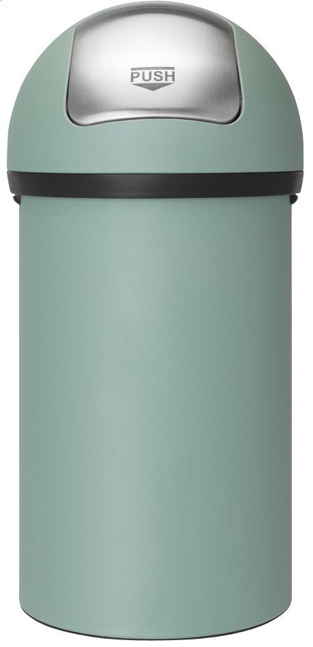 Image pour Brabantia poubelle Push Bin 60 l menthe verte à partir de ColliShop