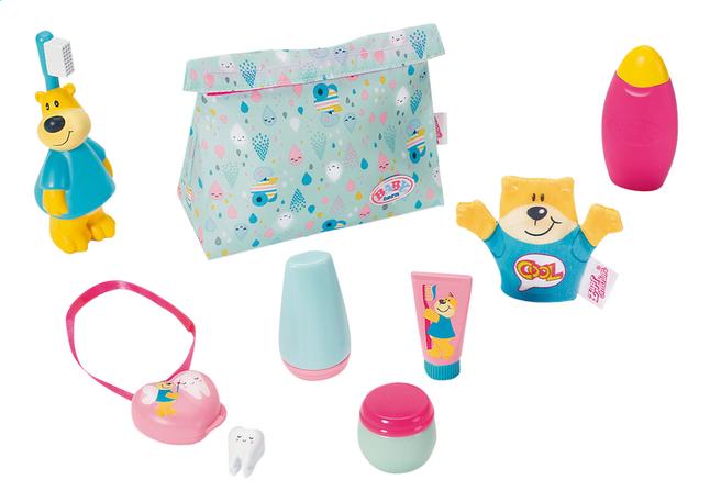 BABY born accessoires de bain Wash en Go