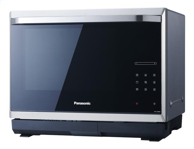 Image pour Panasonic Micro-ondes combiné Steam NN-CS894SEPG noir à partir de ColliShop