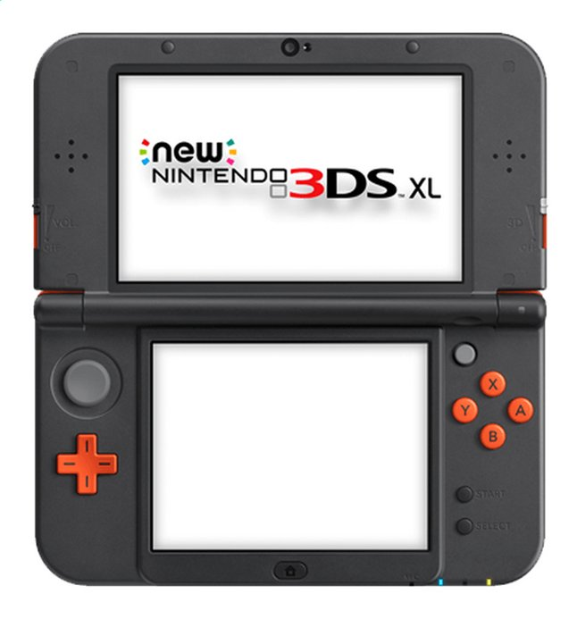 Image pour Nintendo Console new 3DS XL Pearl Orange à partir de ColliShop