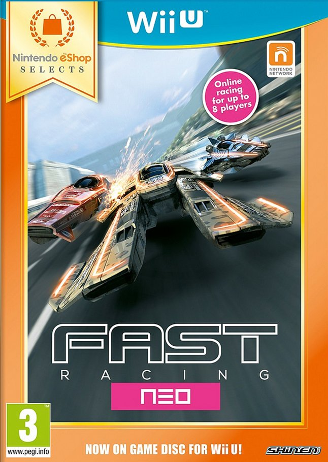 Afbeelding van Nintendo Wii U Racing Neo eShop Selects NL from ColliShop
