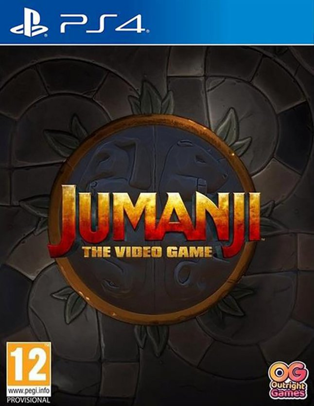 PS4 Jumanji The Video Game FR/ANG
