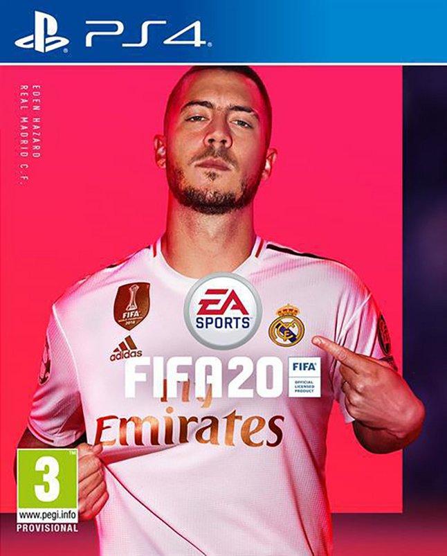 PS4 FIFA 20 NL/FR