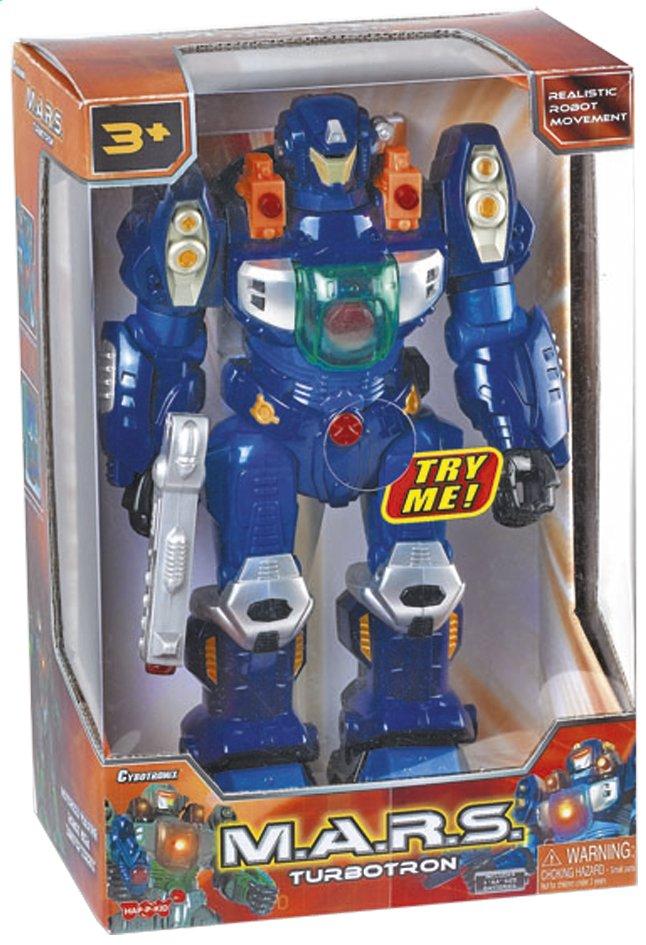 Image pour Robot M.A.R.S. Turbotron bleu à partir de ColliShop