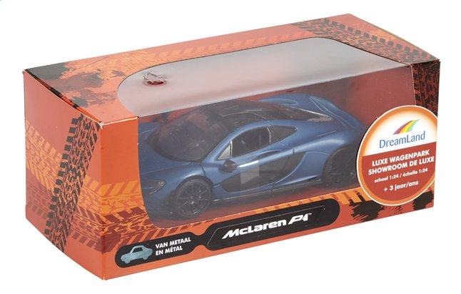 DreamLand voiture Showroom de luxe McLaren P1