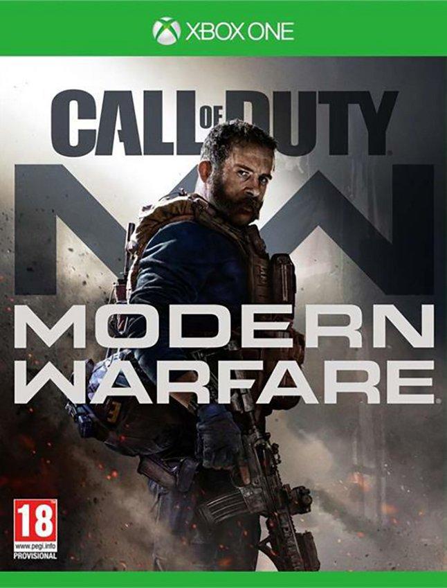Image pour Xbox One Call of Duty: Modern Warfare 2019 ANG à partir de ColliShop