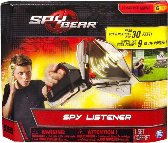 Image pour Spy Gear Spy Listener à partir de ColliShop