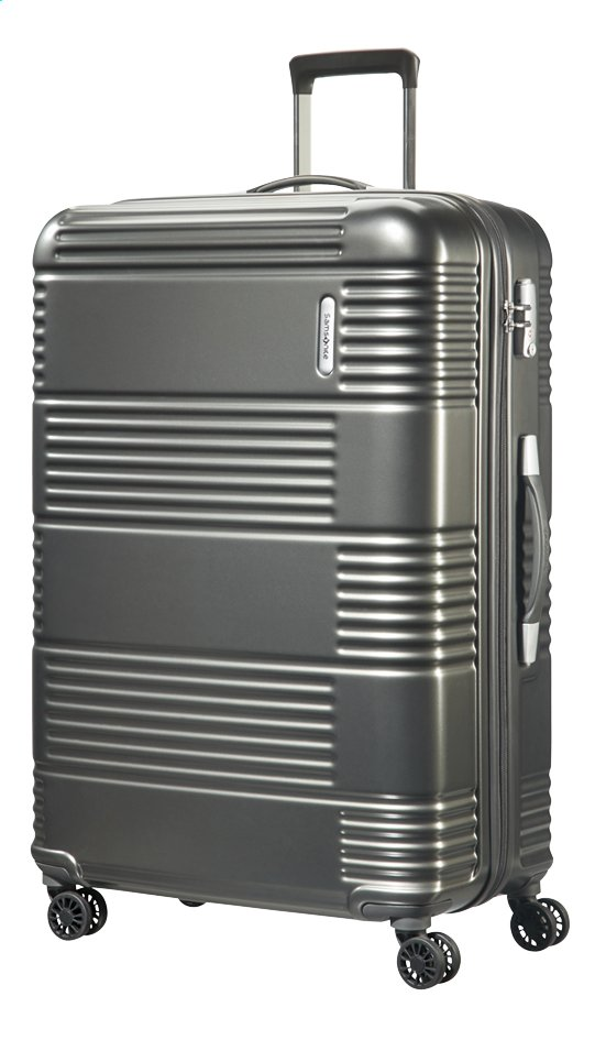Afbeelding van Samsonite Harde reistrolley Maven Spinner charcoal from ColliShop