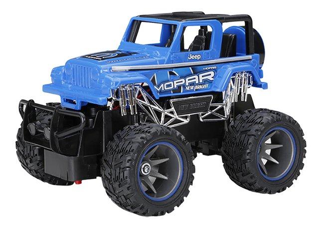 Image pour New Bright jeep RC Chevrolet Mopar bleu à partir de ColliShop