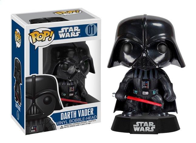 Image pour Funko figurine Star Wars Pop! Darth Vader à partir de ColliShop