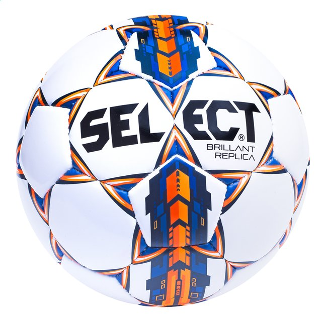 Image pour Ballon de football Select Brillant Replica taille 5 à partir de ColliShop