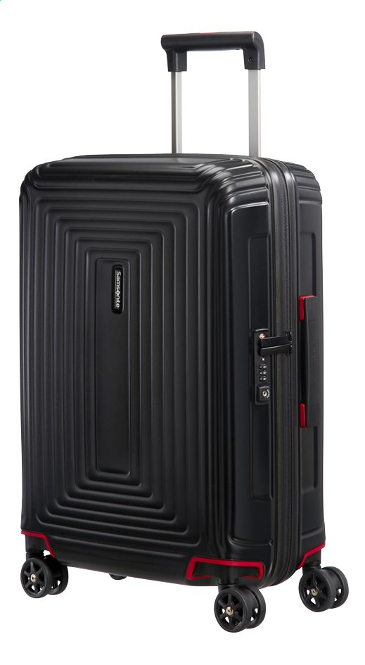 Afbeelding van Samsonite Harde reistrolley Neopulse Spinner matte black 55 cm from ColliShop