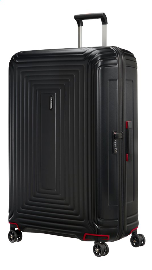 Afbeelding van Samsonite Harde reistrolley Neopulse Spinner matte black 81 cm from ColliShop