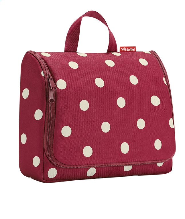 Image pour Reisenthel Trousse de toilette XL ruby dots à partir de ColliShop