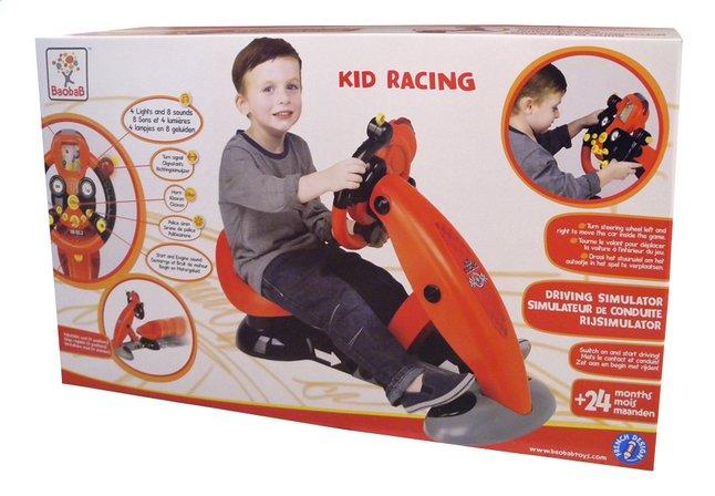 Image pour BaobaB Kid Racing Simulateur de conduite à partir de ColliShop