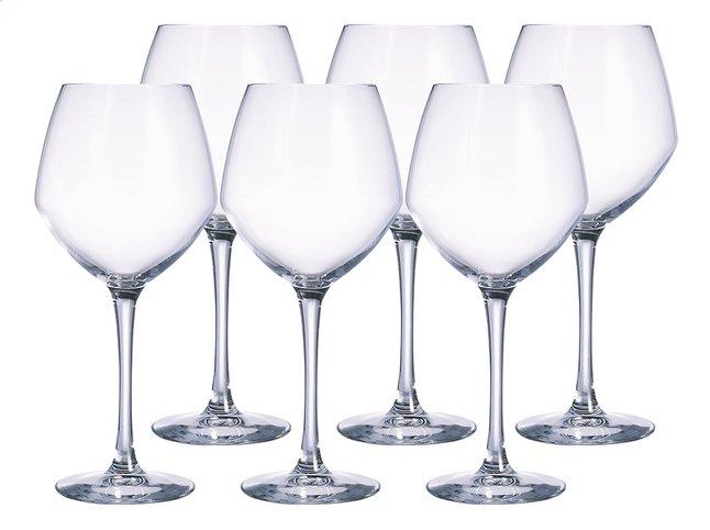 Image pour Chef & Sommelier 6 verres à vin rouge Cabernet Young Wines 47 cl à partir de ColliShop