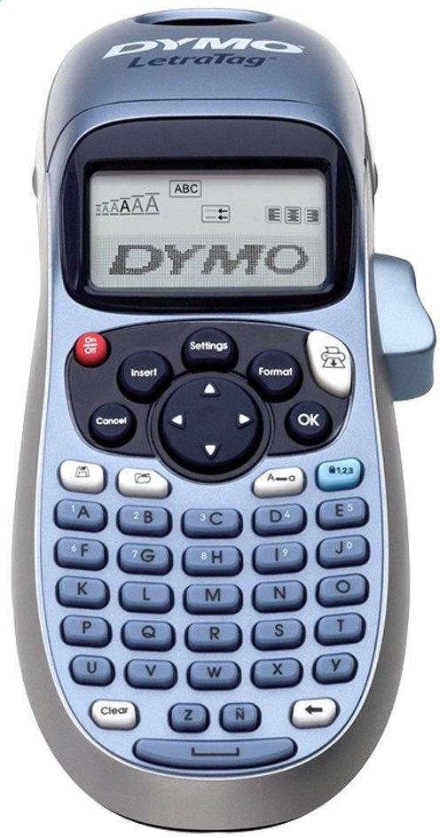 Image pour Dymo étiqueteuse Letratag LT-100H ABC à partir de ColliShop