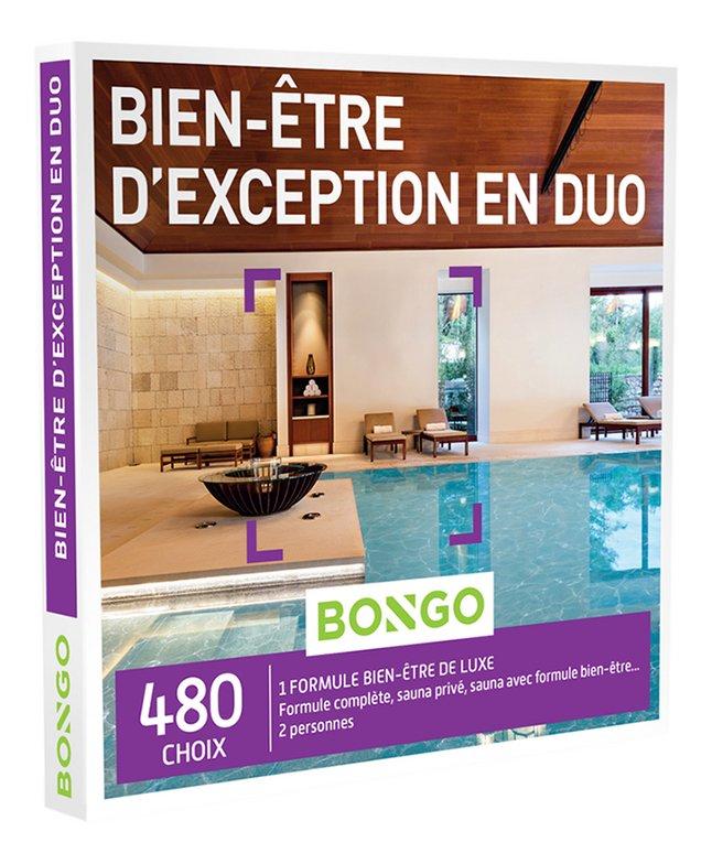 Bongo Bien-être d'Exception en Duo