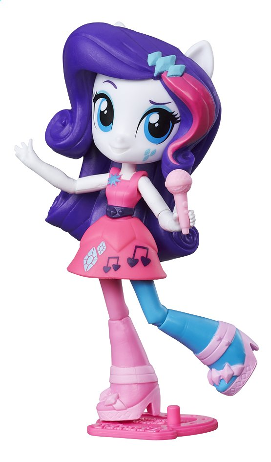 Afbeelding van My Little Pony figuur Equestria Girls Rarity from ColliShop