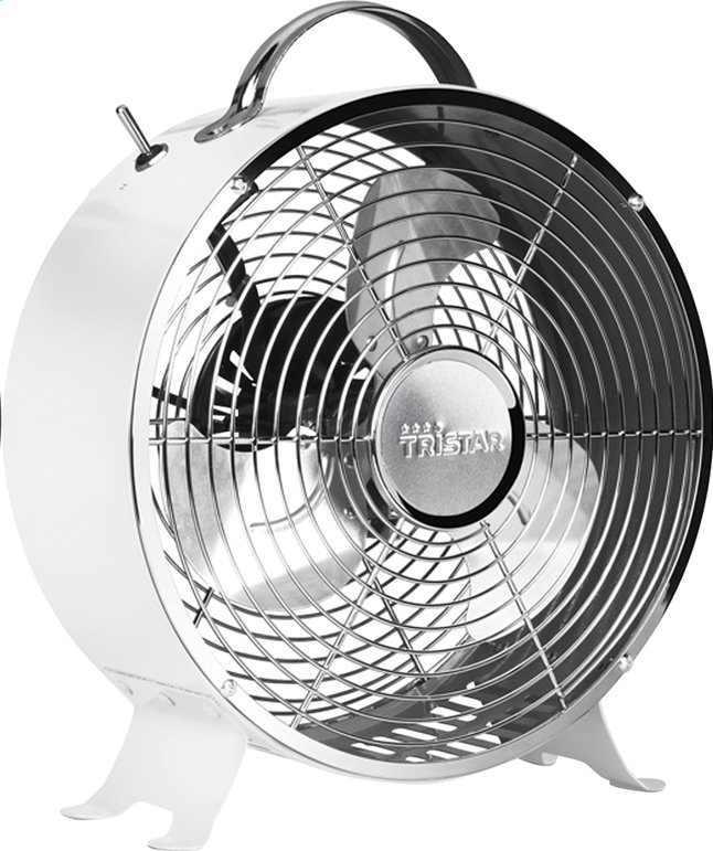 Image pour Tristar ventilateur de table VE-5967 blanc à partir de ColliShop