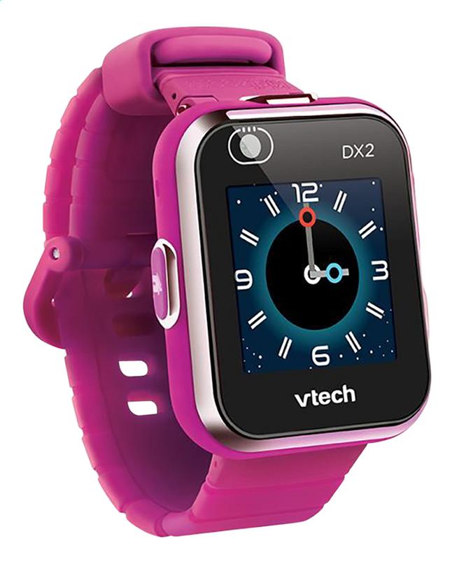 VTech Kidizoom Smartwatch Connect DX2 framboise