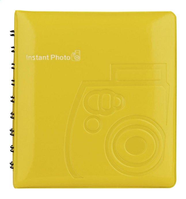 Image pour Fujifilm album photos instax mini 64 photos jaune à partir de ColliShop